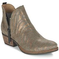 Παπούτσια Γυναίκα Μπότες Coqueterra LIZZY Gold