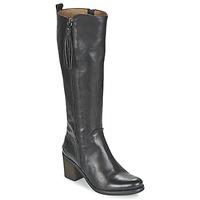 Παπούτσια Γυναίκα Μπότες για την πόλη Coqueterra SHEILA Black