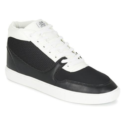Παπούτσια Άνδρας Ψηλά Sneakers Sixth June NATION WIRE Black / Άσπρο