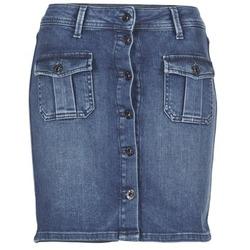 Υφασμάτινα Γυναίκα Φούστες Pepe jeans SCARLETT Μπλέ