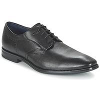 Παπούτσια Άνδρας Derby Daniel Hechter CHAFFA Black