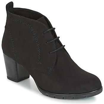 Παπούτσια Γυναίκα Μποτίνια Marco Tozzi POUSSAR Black