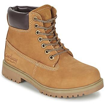 Παπούτσια Γυναίκα Μπότες Coolway BASIL MIEL