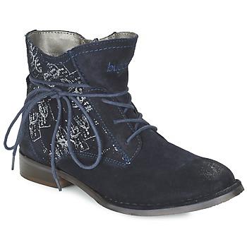 Παπούτσια Γυναίκα Μπότες Bugatti LEEALE MARINE