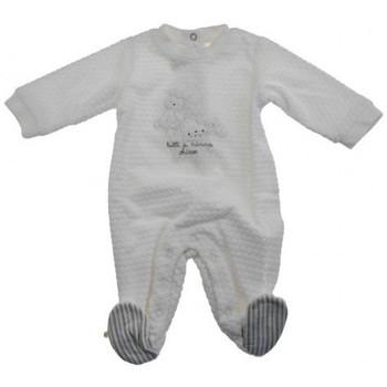 Υφασμάτινα Παιδί Ολόσωμες φόρμες / σαλοπέτες Chicco  Άσπρο
