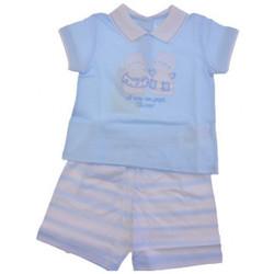 Υφασμάτινα Παιδί Ολόσωμες φόρμες / σαλοπέτες Chicco  Μπλέ