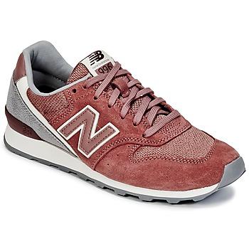 Παπούτσια Γυναίκα Χαμηλά Sneakers New Balance WR996 Red
