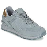 Παπούτσια Γυναίκα Χαμηλά Sneakers New Balance WL574 Grey