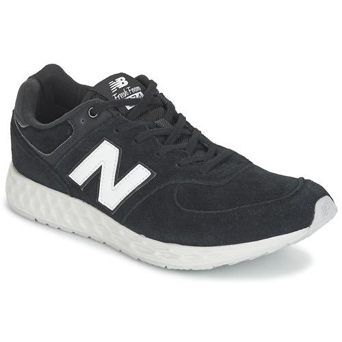 Παπούτσια Χαμηλά Sneakers New Balance MFL574 Black / Grey