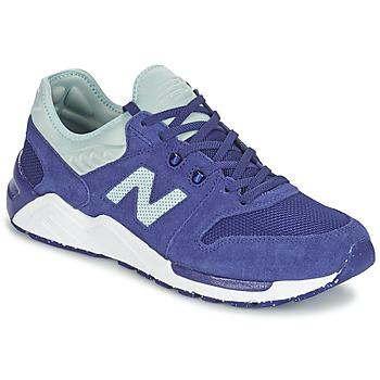 Παπούτσια Άνδρας Χαμηλά Sneakers New Balance ML009 Μπλέ