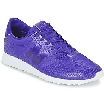 Παπούτσια Γυναίκα Χαμηλά Sneakers New Balance WL420 Violet