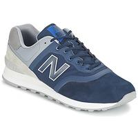 Παπούτσια Χαμηλά Sneakers New Balance MTL574 μπλέ / Grey