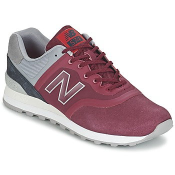 Παπούτσια Χαμηλά Sneakers New Balance MTL574 Red / Grey