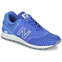 Παπούτσια Άνδρας Χαμηλά Sneakers New Balance MTL574 μπλέ