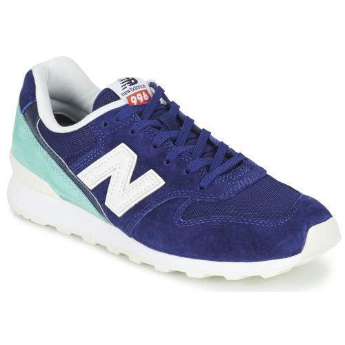 Παπούτσια Γυναίκα Χαμηλά Sneakers New Balance WR996 Marine