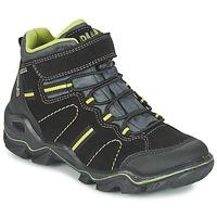 Παπούτσια Αγόρι Μπότες Primigi JACKSON Black / Green