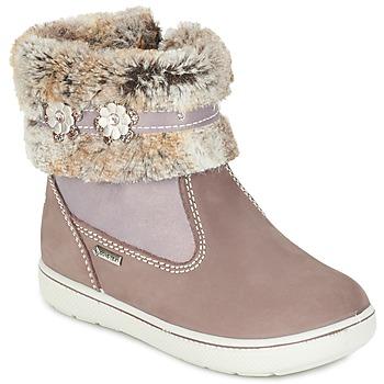 Παπούτσια Κορίτσι Μπότες Primigi MARINA-E Beige / ροζ