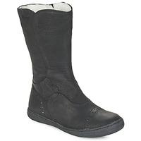 Παπούτσια Κορίτσι Μπότες για την πόλη Primigi BRITTE-E Black