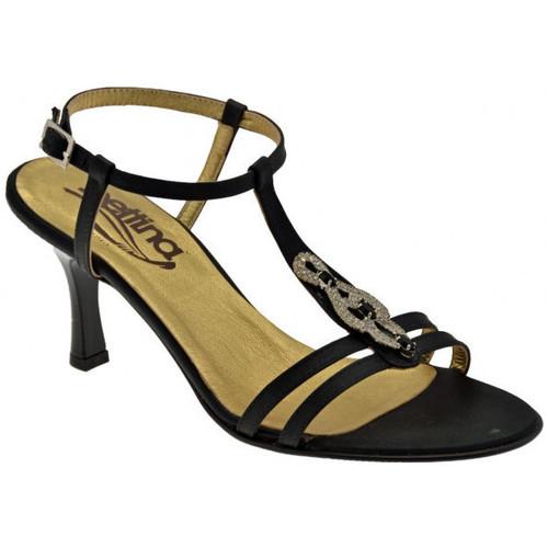 Παπούτσια Γυναίκα Σανδάλια / Πέδιλα Bettina  Black