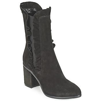 Παπούτσια Γυναίκα Μποτίνια Sonia Rykiel CARAMINA Black