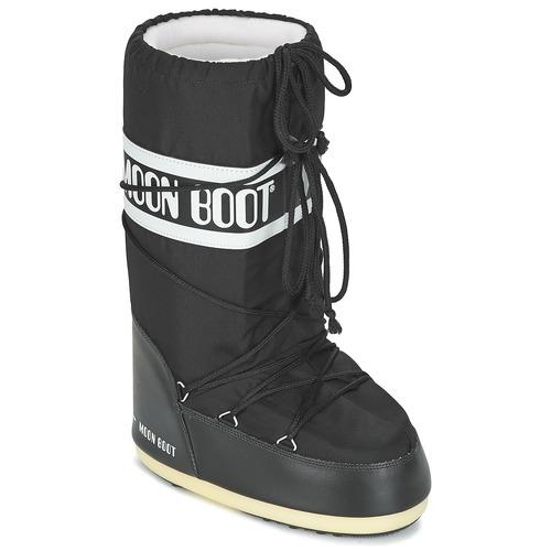Παπούτσια Snow boots Moon Boot MOON BOOT NYLON Black