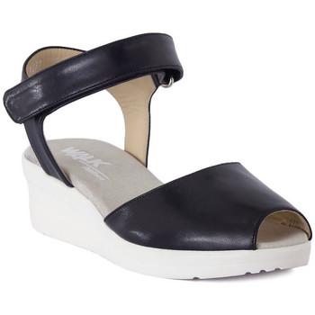 Παπούτσια Γυναίκα Σανδάλια / Πέδιλα Melluso SANDALO ARC NOTTE Blu