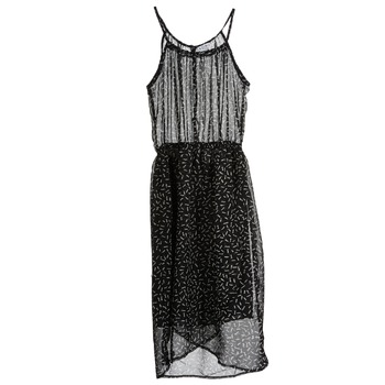 Υφασμάτινα Γυναίκα Κοντά Φορέματα Kling LE PRINCE Black
