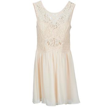 Υφασμάτινα Γυναίκα Κοντά Φορέματα BCBGeneration 617574 Beige