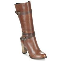 Παπούτσια Γυναίκα Μπότες για την πόλη Lola Espeleta REINETTE COGNAC