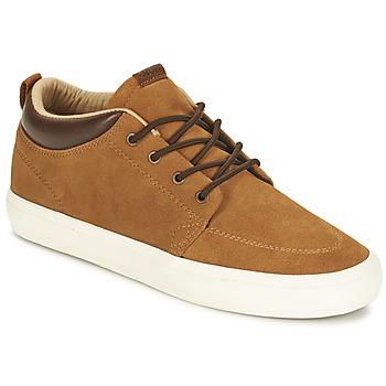 Παπούτσια Άνδρας Ψηλά Sneakers Globe GS CHUKKA Camel