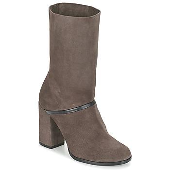 Παπούτσια Γυναίκα Μπότες για την πόλη Castaner CAMILA Brown