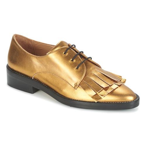 Παπούτσια Γυναίκα Derby Castaner GERTRUD ΧΡΥΣΟ