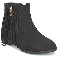 Παπούτσια Γυναίκα Μπότες Elue par nous VOPFOIN Black