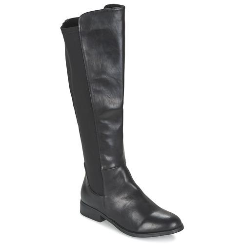 Παπούτσια Γυναίκα Μπότες για την πόλη Elue par nous VORETTE Black