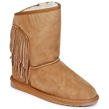 Παπούτσια Γυναίκα Μπότες EMU WOODSTOCK Chatain