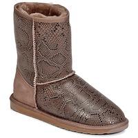 Παπούτσια Γυναίκα Μπότες EMU STINGER PRINT LO Brown