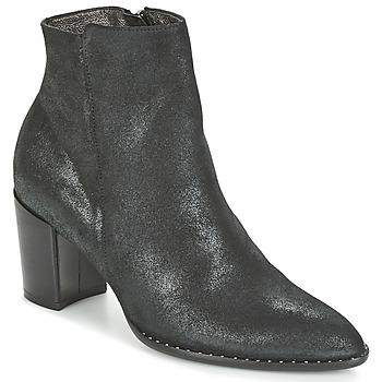 Παπούτσια Γυναίκα Μποτίνια France Mode OLFY Black