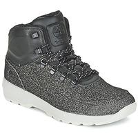 Παπούτσια Άνδρας Μπότες Timberland WESTFORD MID EMBOSS Black / Grey
