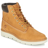 Παπούτσια Γυναίκα Ψηλά Sneakers Timberland KENNISTON 6IN LACE UP Beige