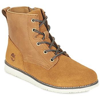 Παπούτσια Παιδί Μπότες Timberland NEWMARKET BOOT Blé