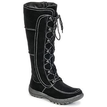 Παπούτσια Γυναίκα Μπότες για την πόλη Wildflower MORIA Black