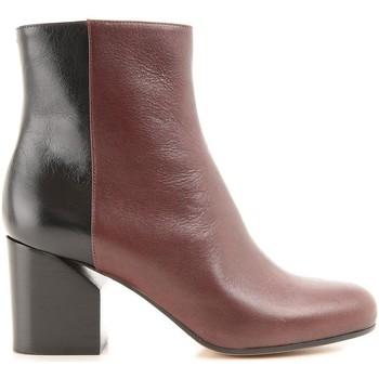 Παπούτσια Γυναίκα Μποτίνια Maison Margiela S38WU0284 SX9273 962 Marrone medio