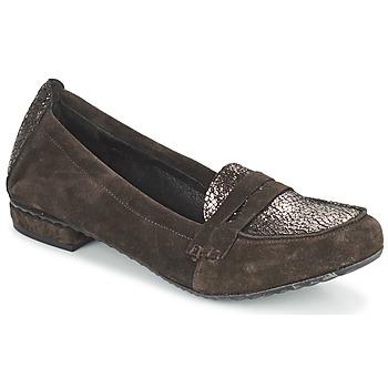 Παπούτσια Γυναίκα Μοκασσίνια Regard REMAVO Brown