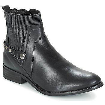 Παπούτσια Γυναίκα Μπότες Regard ROSARA Black