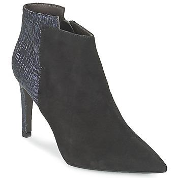 Παπούτσια Γυναίκα Μποτίνια Perlato GUELOME Black