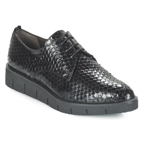 Παπούτσια Γυναίκα Derby Perlato MEQUINI Black
