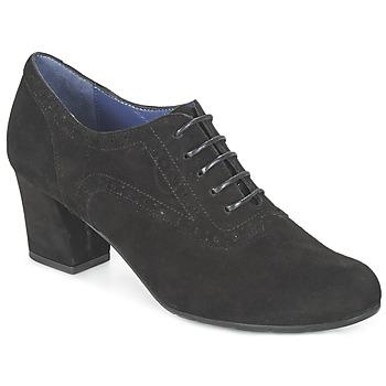 Παπούτσια Γυναίκα Χαμηλές Μπότες Perlato HELVINE Black