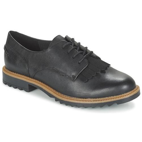 Παπούτσια Γυναίκα Derby Clarks GRIFFIN MABEL Black