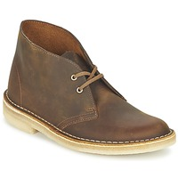 Παπούτσια Γυναίκα Μπότες Clarks DESERT BOOT Brown