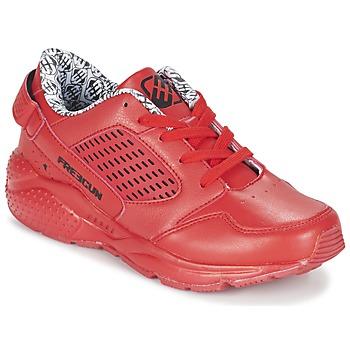 Παπούτσια Αγόρι Χαμηλά Sneakers Freegun FADSA Red